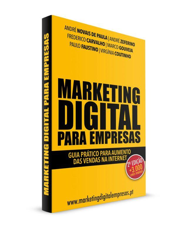 Livro Marketing Digital Empresas - Segunda Edição