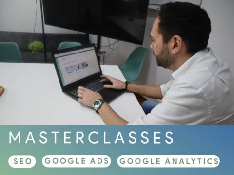 masterclass seo google ads google analytics