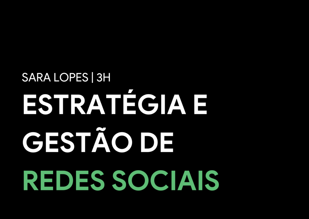 Estrategia redes sociais sara