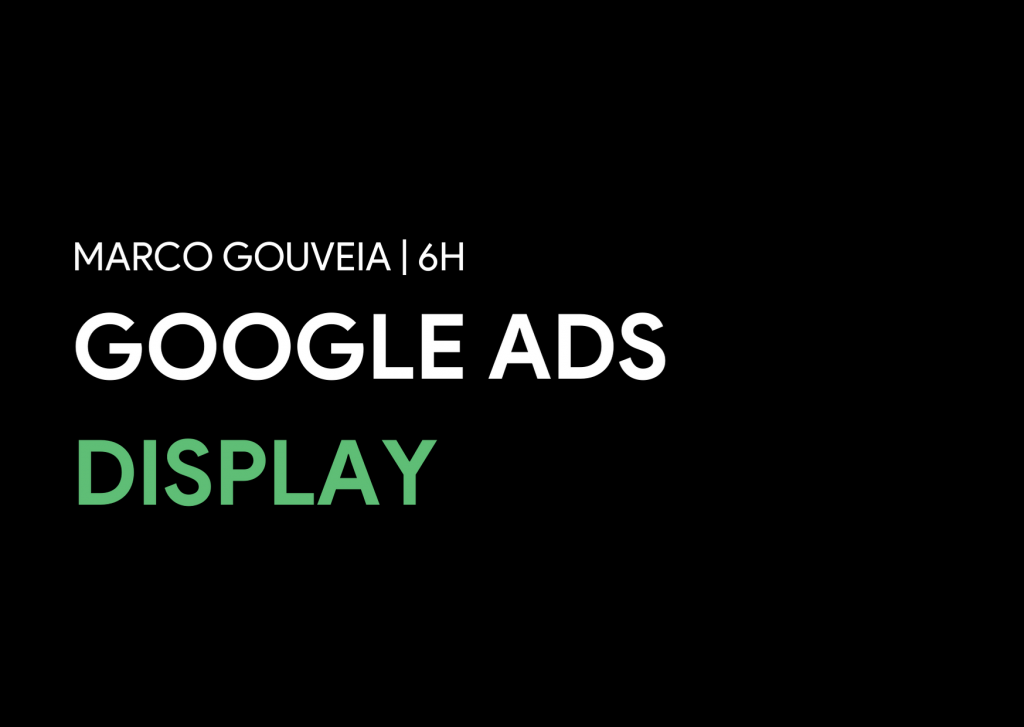ads display marco Gouveia